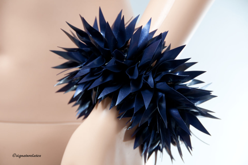 Latex Spiky bracelet